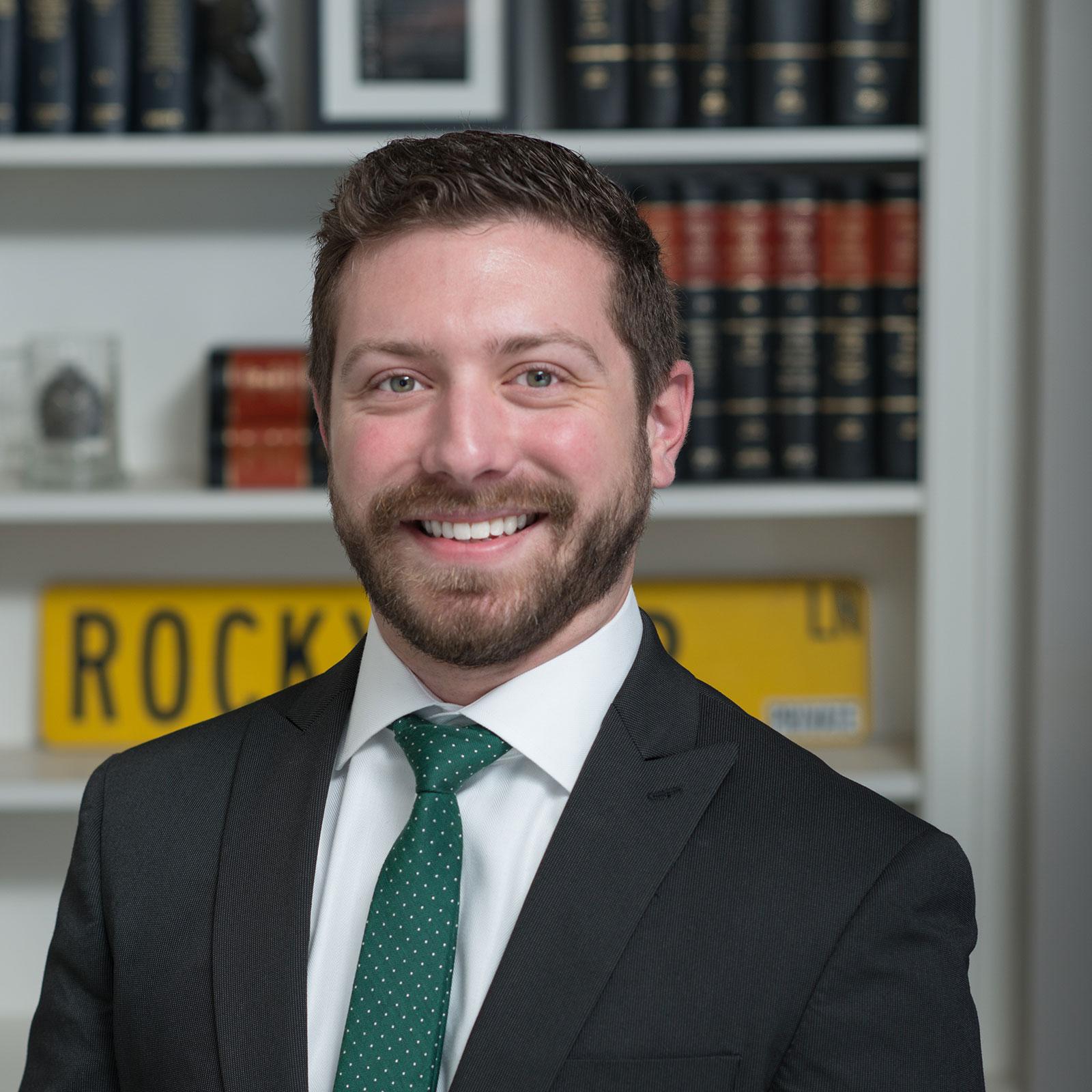 Head shot of Nicolas Bohorquez, a civil attorney serving Atlanta, Georgia and Fulton County.