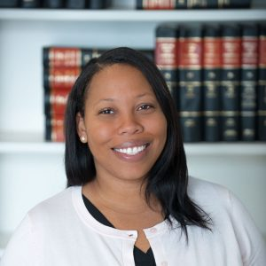 Headshot of Erica Rozier, an administrative assistant with Williams Teusink, an Atlanta, Georgia based real estate law firm.